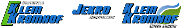 Klein Kromhof Houtvezels en Jekro Houtpellets